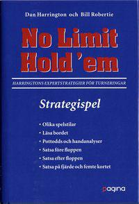No Limit Hold'em, Strategispel : Harringtons expertstrategier för turneringar