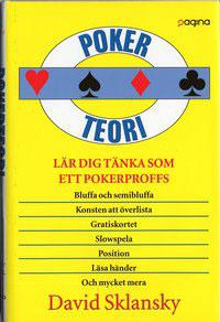 Pokerteori : Lär dig tänka som ett pokerproffs